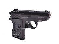 Іграшковий пістолет металевий Вальтер, фото 1