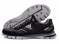 Кожаные мужские кроссовки от украинского производителя Adidas (реплика), фото 1