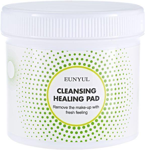 Серветки для зняття макіяжу зволожуючі Eunyul Cleansing Pad 60 шт (8809435403552)