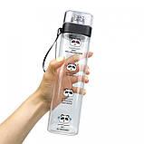Еко Пляшка для води Панди, фото 2