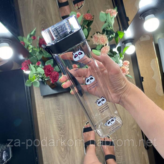 Еко Пляшка для води Панди