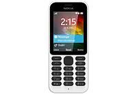 Мобильный телефон Nokia 215 White, фото 1