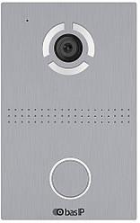 IP вызывная панель BAS-IP AV-03D Grey