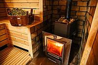 Якими дровами топити піч у лазні