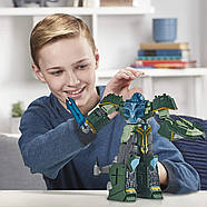 Transformers Иаконус Bumblebee Cyberverse Adventures Toys Ultimate Трансформер Iaconus Оригінал від Hasbrо, фото 6