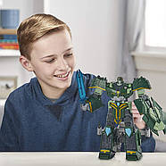 Transformers Иаконус Bumblebee Cyberverse Adventures Toys Ultimate Трансформер Iaconus Оригінал від Hasbrо, фото 7