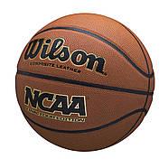 Wilson NCAA Final Four Edition Basketball Мяч баскетбольный  оригинал размер 7 композитная кожа, фото 2