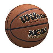 Wilson NCAA Final Four Edition Basketball Мяч баскетбольный  оригинал размер 7 композитная кожа, фото 4