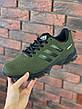 Кросівки Adidas Marathon TR чоловічі зелені, фото 3
