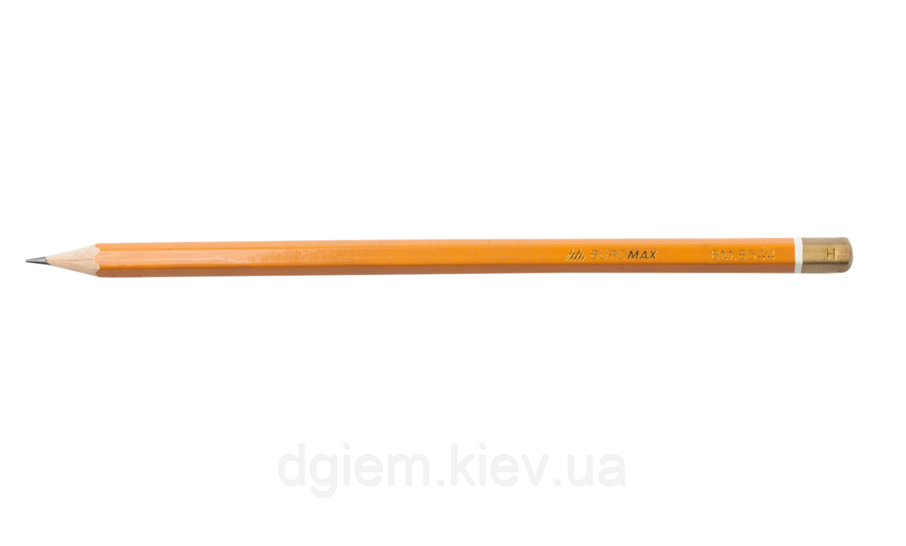 Олівець графітовий PROFESSIONAL H без гумки