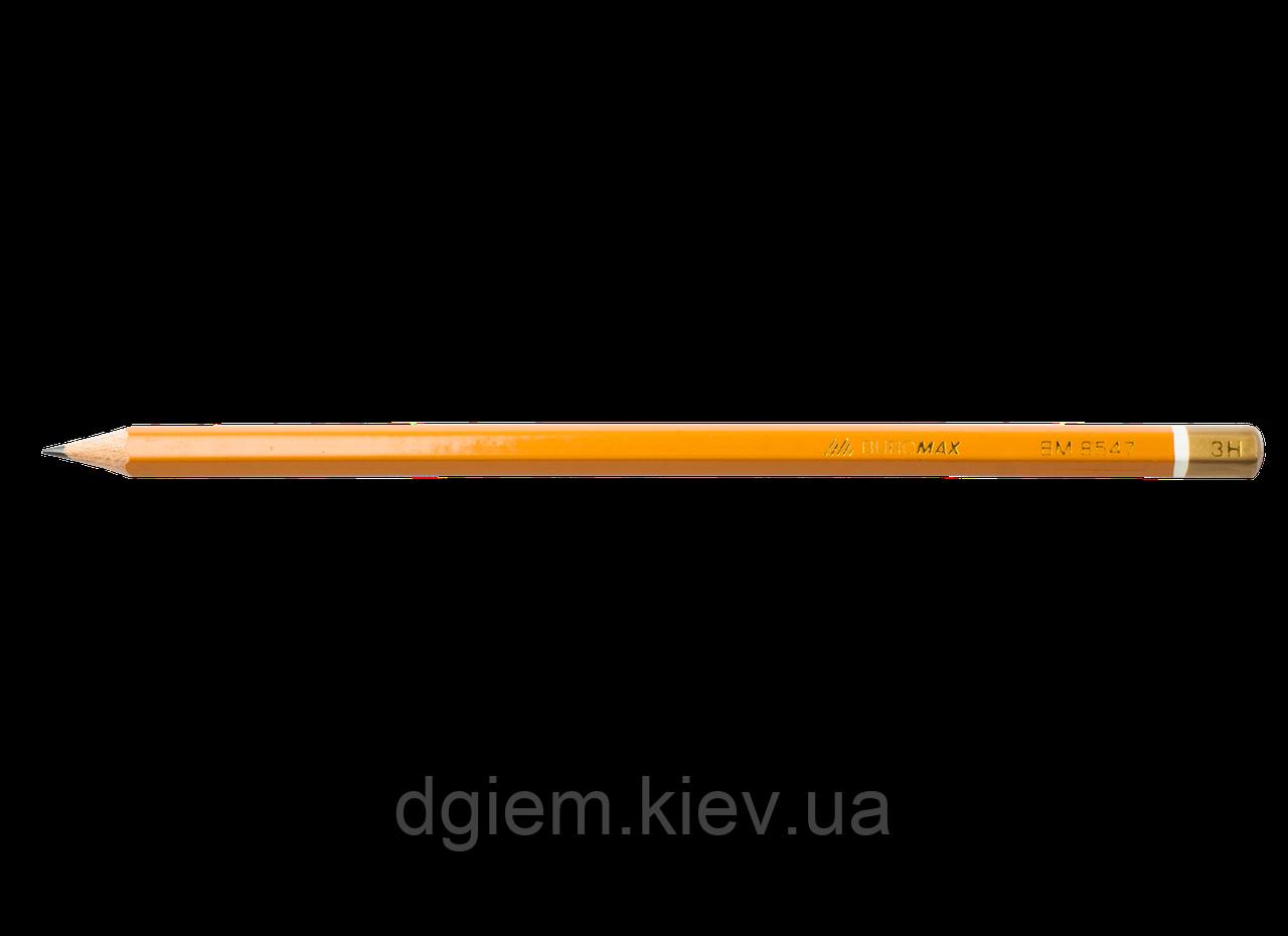 Карандаш графитовый PROFESSIONAL 3H без ластика