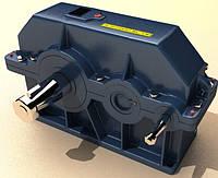 Промышленные горизонтальные цилиндрические двуступенчатые редукторы типа 1Ц2У-200
