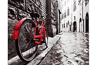 Картина по номерам на холсте Итальянский Акцент 40х50 с подрамником
