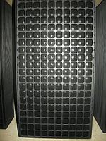 Кассета для рассады  200 ячеек ,размер кассеты 54х28см, толщина стенки 0,70мм