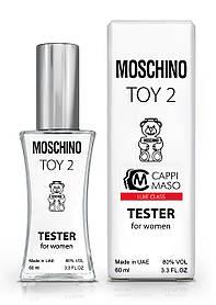 Тестер женский LUXE CLASS Moschino Toy 2, 60 мл.