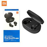 Наушники беспроводные Xiaomi Redmi Airdots 2 (ZBW4272GL) Mi True Wireless Earbuds Basis 2