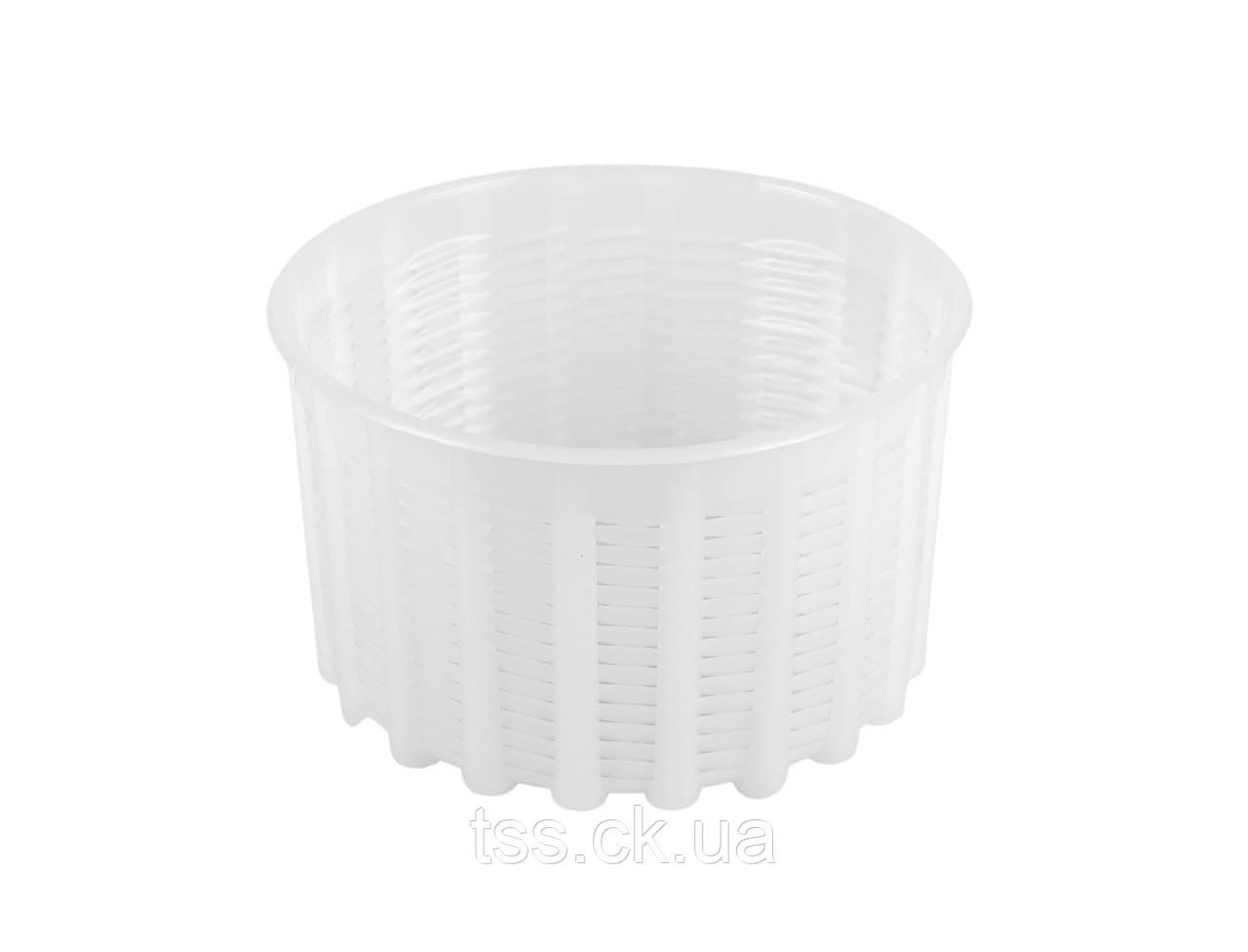 Форма для изготовления мягкого сыра на 0,6 л ГОСПОДАР 92-1234