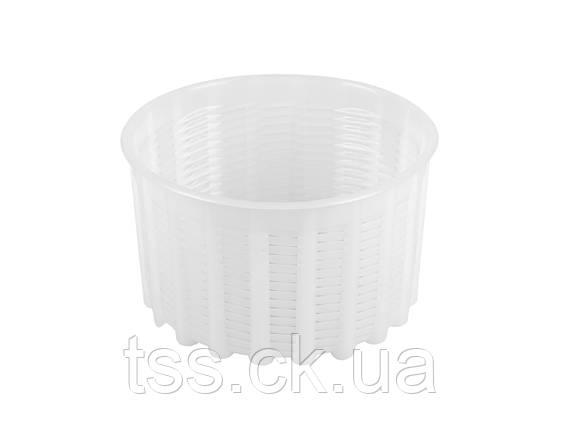Форма для виготовлення м'якого сиру на 0,6 л ГОСПОДАР 92-1234, фото 2