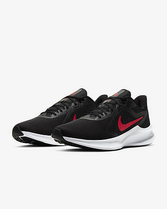 Кроссовки мужские Nike Downshifter 10 CI9981-006 Черный, фото 2