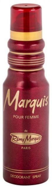 Парфумований дезодорант для жінок Remy Marquis Marquis 175 мл