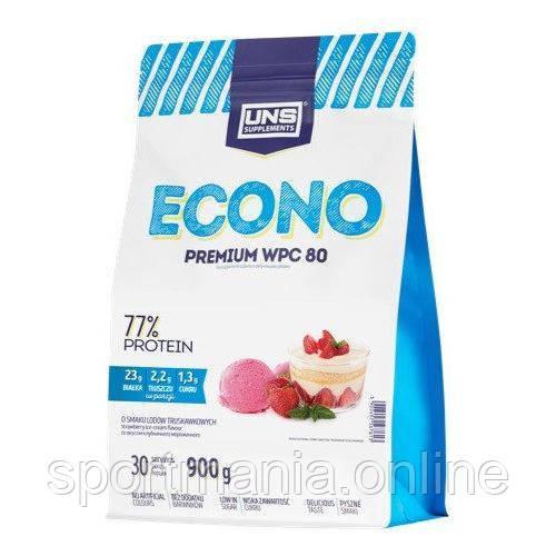 Econo Premium - 900g Milk Chocolate with Raspberry