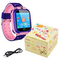 Smart годинник дитячі з GPS TD07S, Sim card, розумні годинник