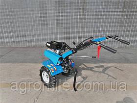 Мотоблок ДТЗ 470 БН (бензин, 7 л. с., передачі 3/1, колеса 4,00-8)