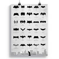 Плакат Бетмен   Batman 08