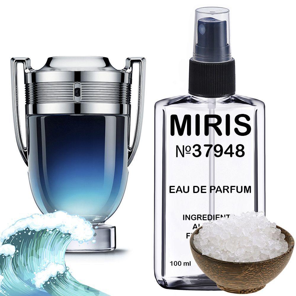 Духи MIRIS №37948 (аромат схожий на Paco Rabanne Invictus Legend) Чоловічі 100 ml
