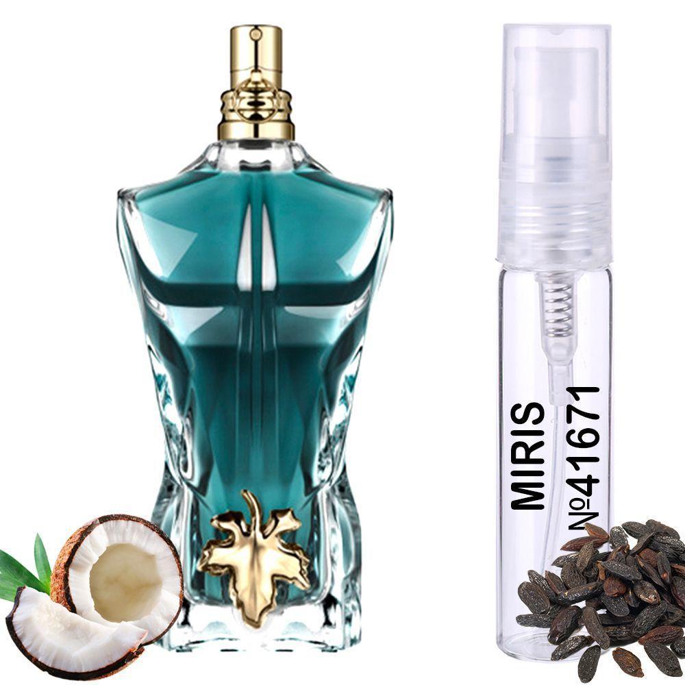 Пробник Духів MIRIS №41671 (аромат схожий на Jean Paul Gaultier Le Beau) Чоловічий 3 ml