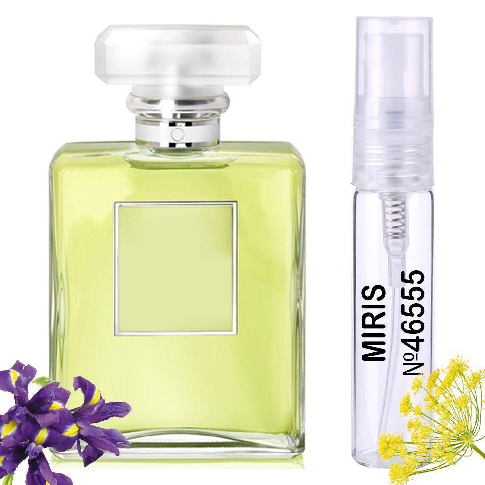 Пробник Духів MIRIS №46555 (аромат схожий на Chanel №19 Poudre) Жіночий 3 ml