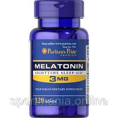 Melatonin 3mg - 120 tab
