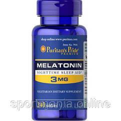 Melatonin 3mg - 240tabs