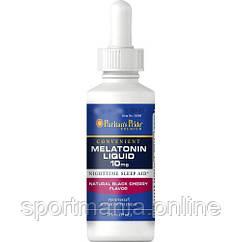 Melatonin Black Cherry Liquid 10 mg 2 oz Liquid (06.21)
