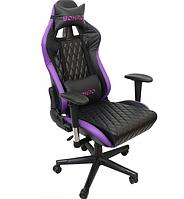 Крісло геймерське Bonro 1018 фіолетове, фото 1