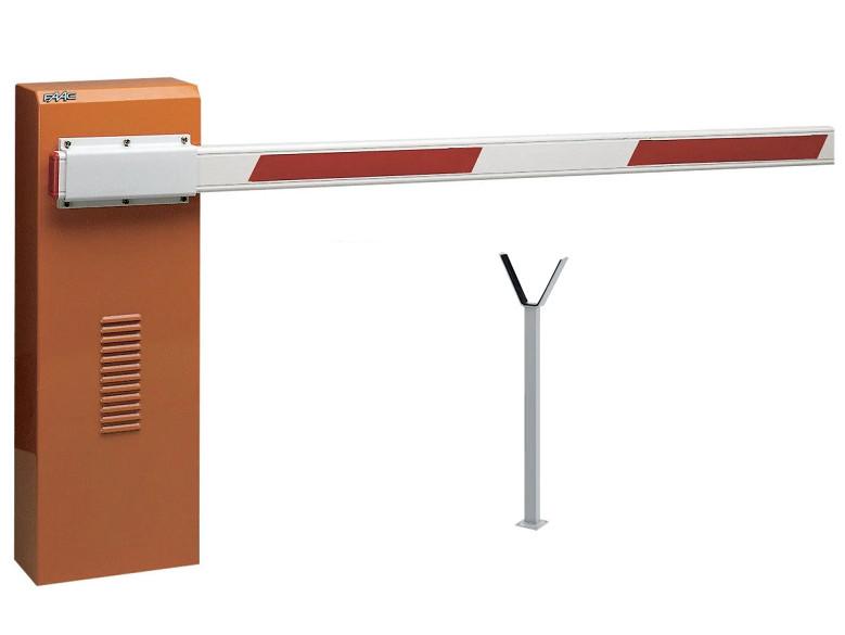 Автоматический шлагбаум FAAC 640 Rapid WINTER -40°C стрела 6м