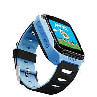 Smart годинник дитячі з GPS Q528, Sim card + камера