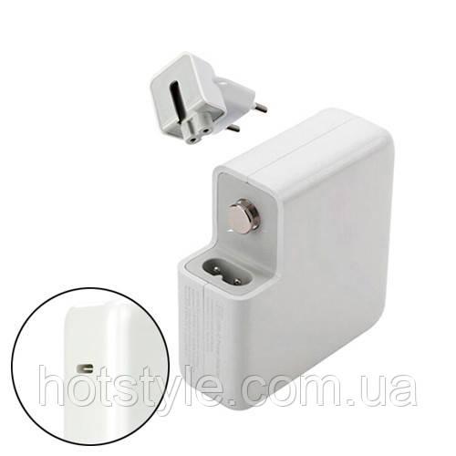 Зарядний пристрій USB-C 30Вт для Apple MacBook Pro 12