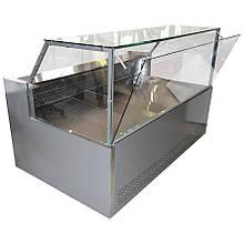 Вітрина холодильна середньотемпературна ВХСК ЄВРОПА КУБ 2.0