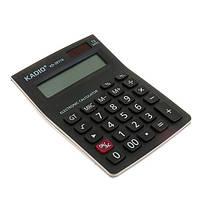 Калькулятор настольный офисный 15х10см 12-разрядный KADIO KD-3851B, 100690