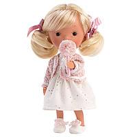 """Коллекционная интерактивная кукла LLORENS Мисс Минис """"Лили Квин"""", фото 1"""