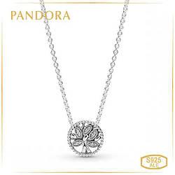 Пандора Колье Древо жизни Pandora 397780CZ-45