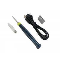 Портативный USB паяльник 5В 8Вт ZD-20U BT-8U, 101312