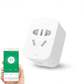 Розумна Wi-Fi розетка Xiaomi 2 Mi Home Mijia Bluetooth Gateway Edition /ZNCZ07CM/ (BHR4151CN)