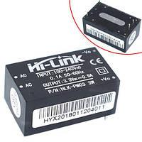Перетворювач напруги компактний AC-DC 220В-3.3 0.9 А HLK-PM03, 103369