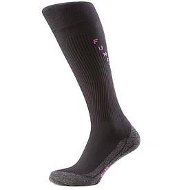 Носки компрессионные, чёрный