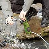 Похідний фільтр для води портативний туристичний Purewell 5000L 5000 літрів (100124), фото 3