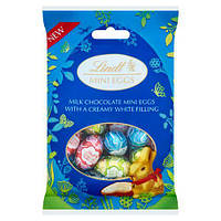 Молочный шоколад Lindt Mini Eggs 80 g