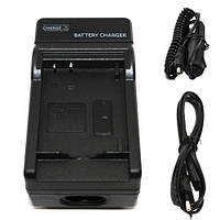 Сетевое + авто зарядное Casio NP-20 NP20, 100375
