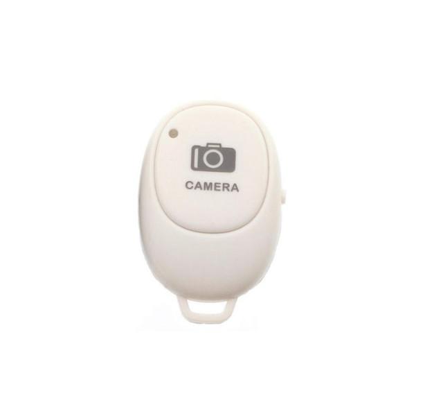Белая кнопка Bluetooth для смартфона